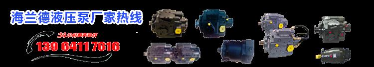 进口液压泵生产厂家