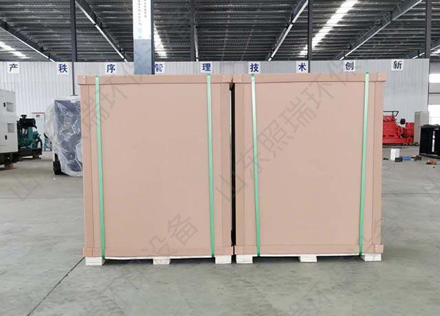 照瑞环保江苏经销商订购得活性氧投加器设备按时发货