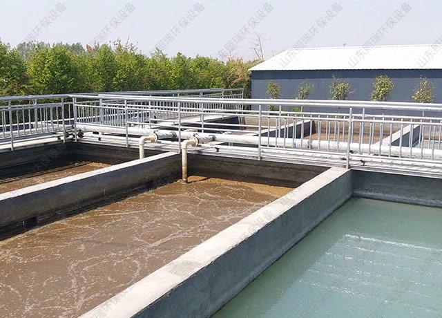 污水处理有哪些常用的生产设备及构筑物?