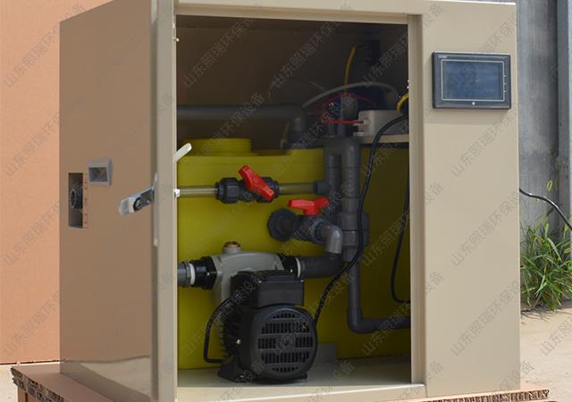医疗诊所污水处理设备案例
