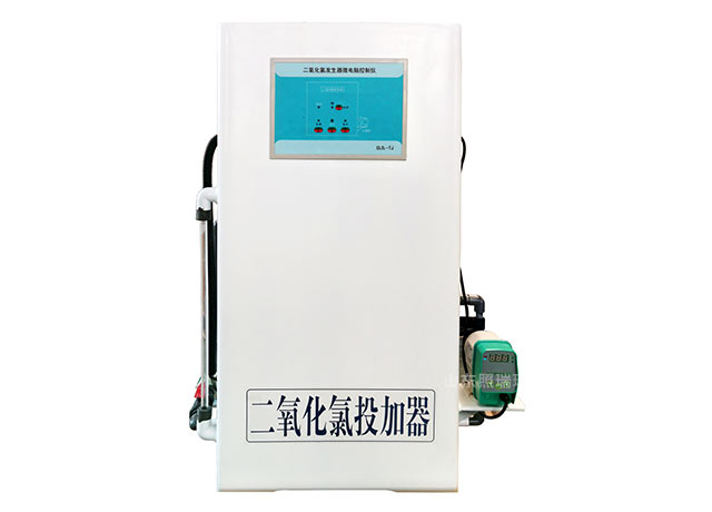 二氧化氯ab剂投加器的优点,厂家来给您介绍一下