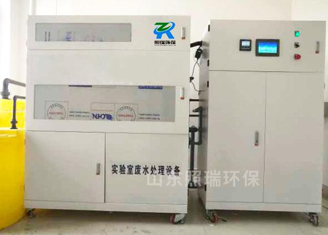 科研实验室污水处理设备含有的处理单元有哪些?