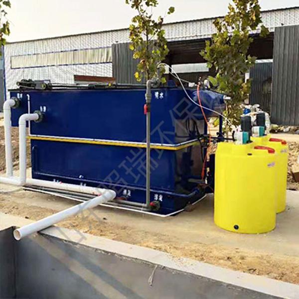 山东照瑞环保告诉您污水处理工程完工后为什么需要进行调试?