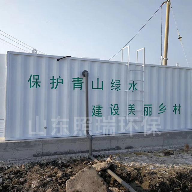 地埋一体化污水处理设备生产厂家生产的大环境和大背景是怎么样的?