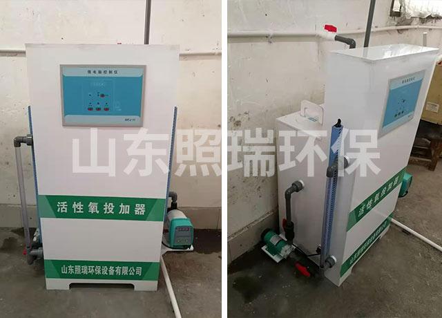 广西医疗污水消毒处理二氧化氯投加器