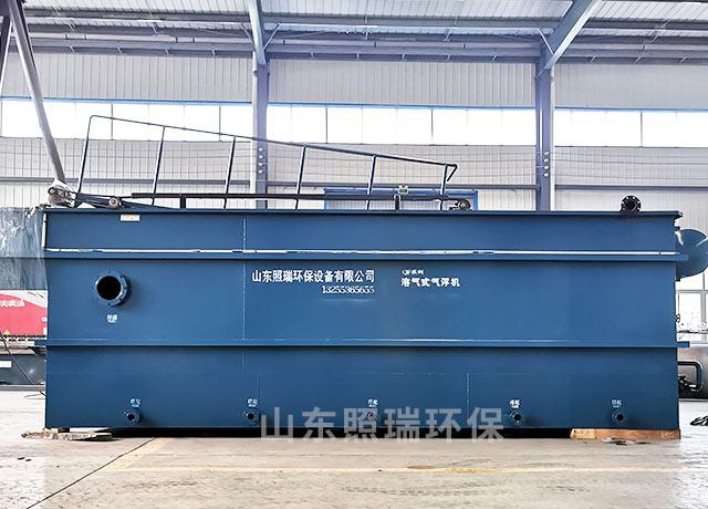 山东屠宰污水处理设备生产厂家照瑞环保