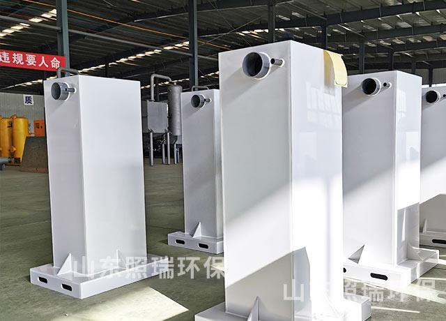 山东照瑞环保20套污水处理设备年前生产发货