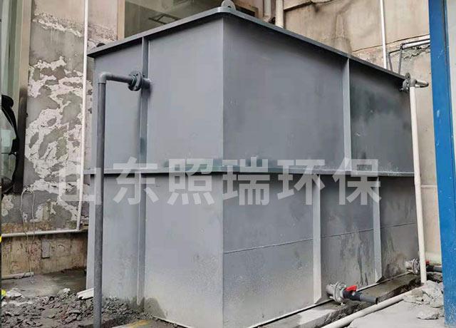安徽医院污水处理设备维修纪实12月11日