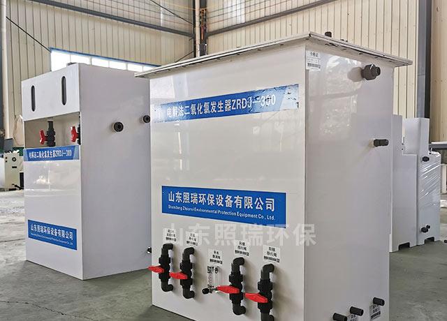二氧化氯发生器电解法和化学法的优缺点,厂家来聊聊