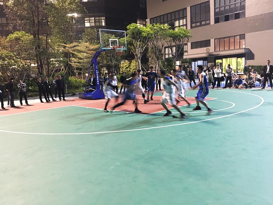 格斯图篮球赛