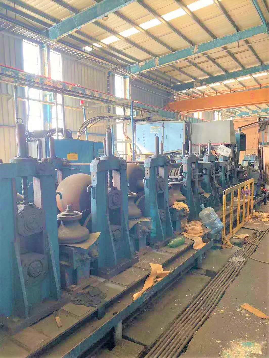 165扩219台湾重型焊管机组