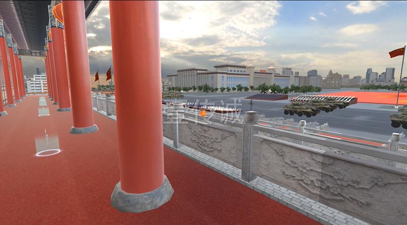 6VR建军历史展览馆
