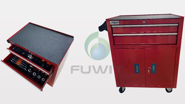RFID智能工具车,RFID工具管理