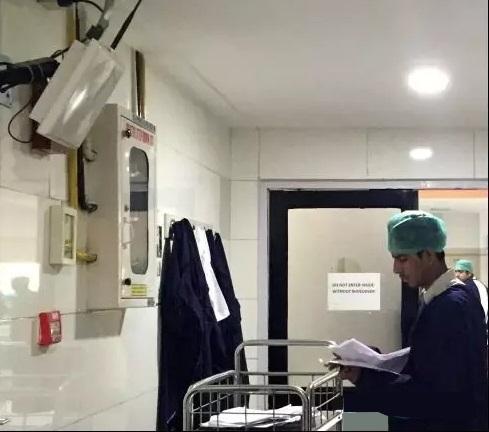 RFID医院资产管理