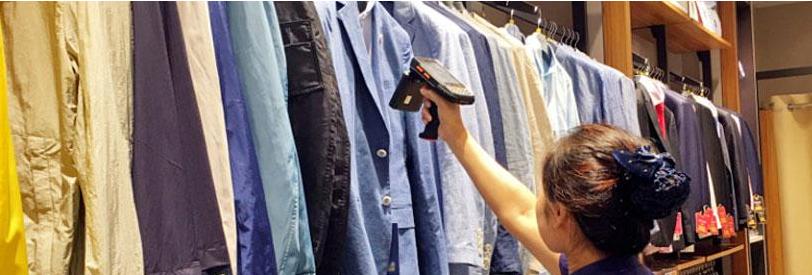 RFID服装盘点-RFID出入库管理-RFID服装追溯-RFID品牌防伪-铨顺宏