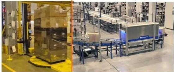 RFID服装收发货与分拣