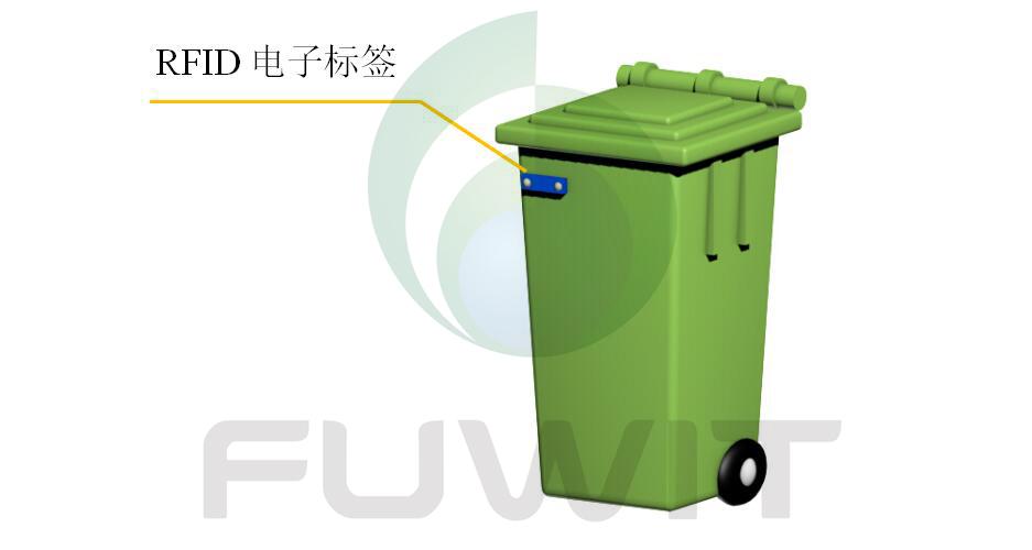 RFID医疗废弃物管理标签绑定