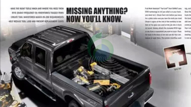 RFID汽车制造,RFID生产线,RFID库存管理