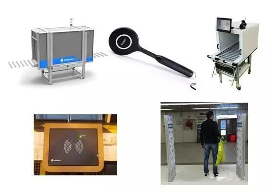 RFID服装管理设备