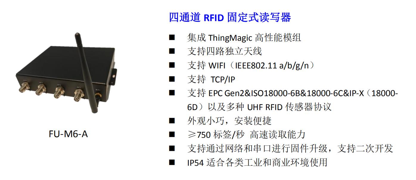 四通讲 RFID 安稳式读写器