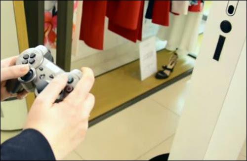 RFID标签机器人库存盘点