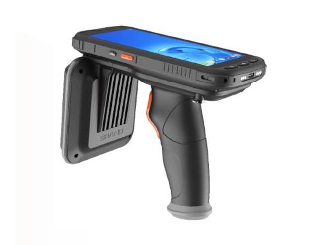 rfid超高频手持机,rfid手持盘点,rfid数据采集设备