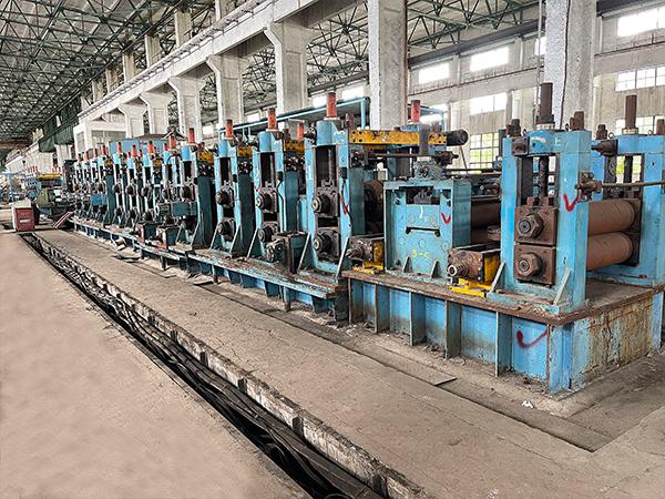 有关提高二手高频焊管机组生产效率的因素