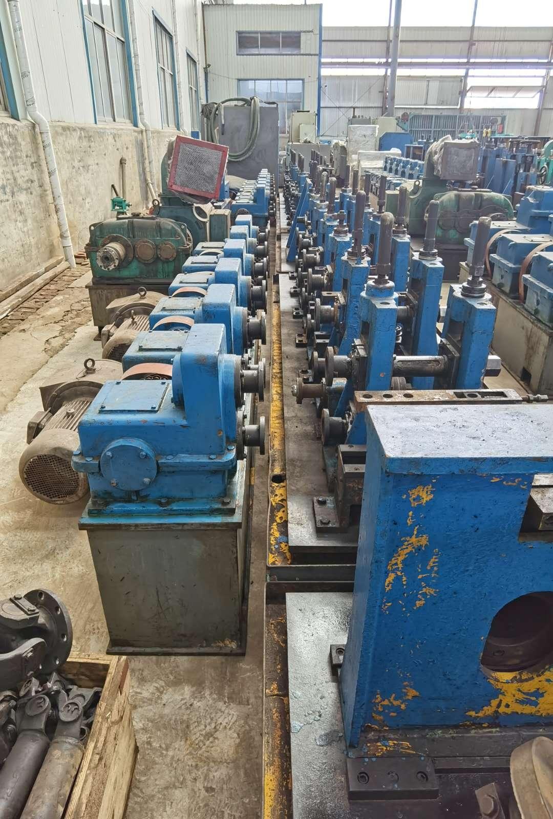 高频直缝焊管设备