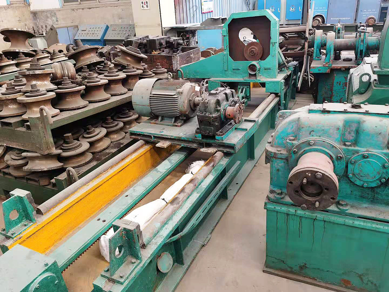 二手焊管生产线