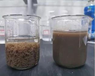 快速絮凝反应-东保絮凝剂